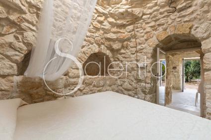 trulli and pajare - Torre Vado ( Leuca ) - Trulli le Scalelle - Pajara  Minore