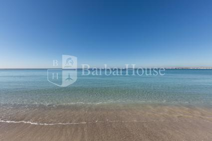 The beach of Porto Cesareo among the most famous is very close
