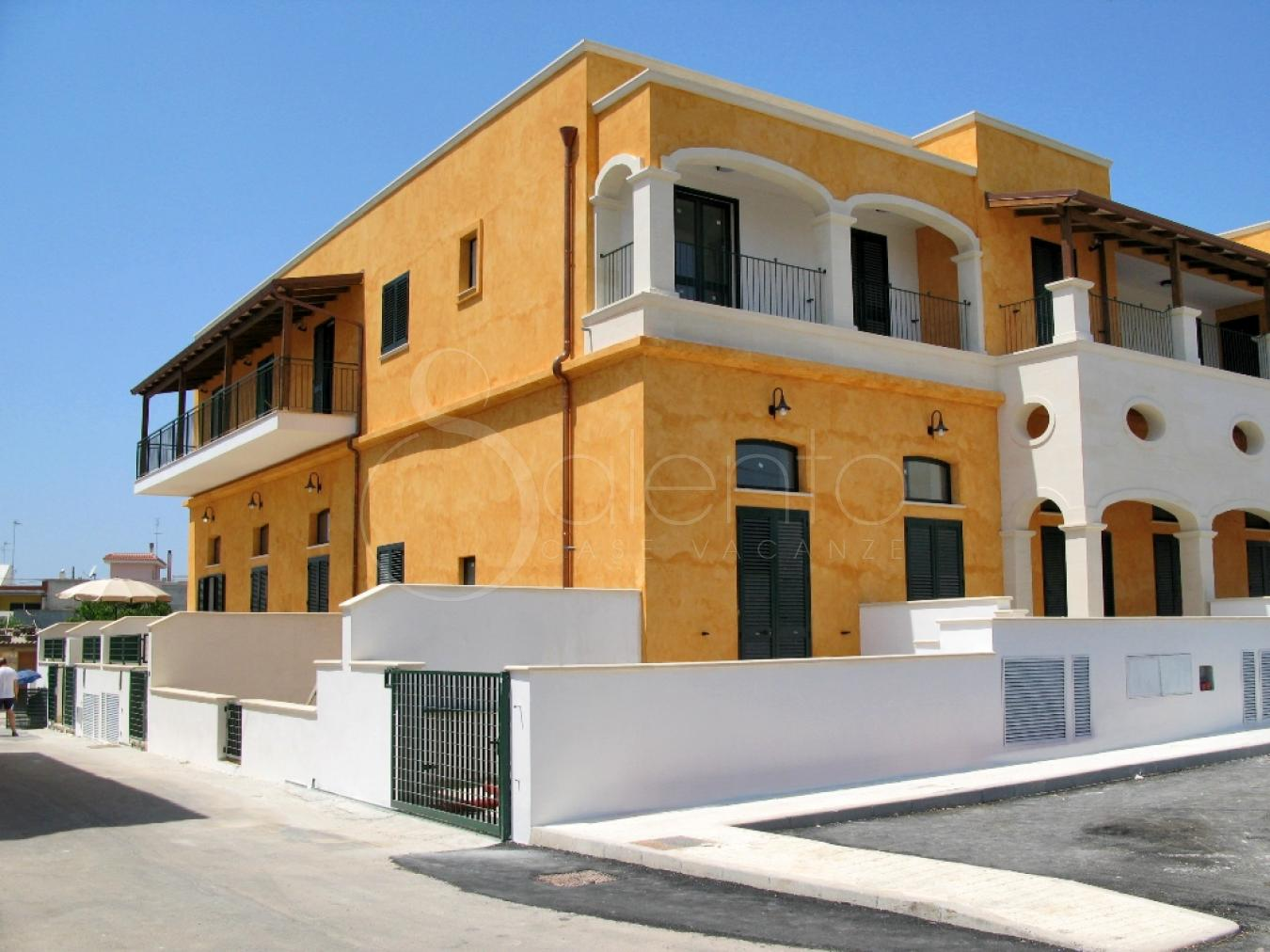 holiday homes - Morciano di Leuca ( Leuca ) - Trilocale Linda