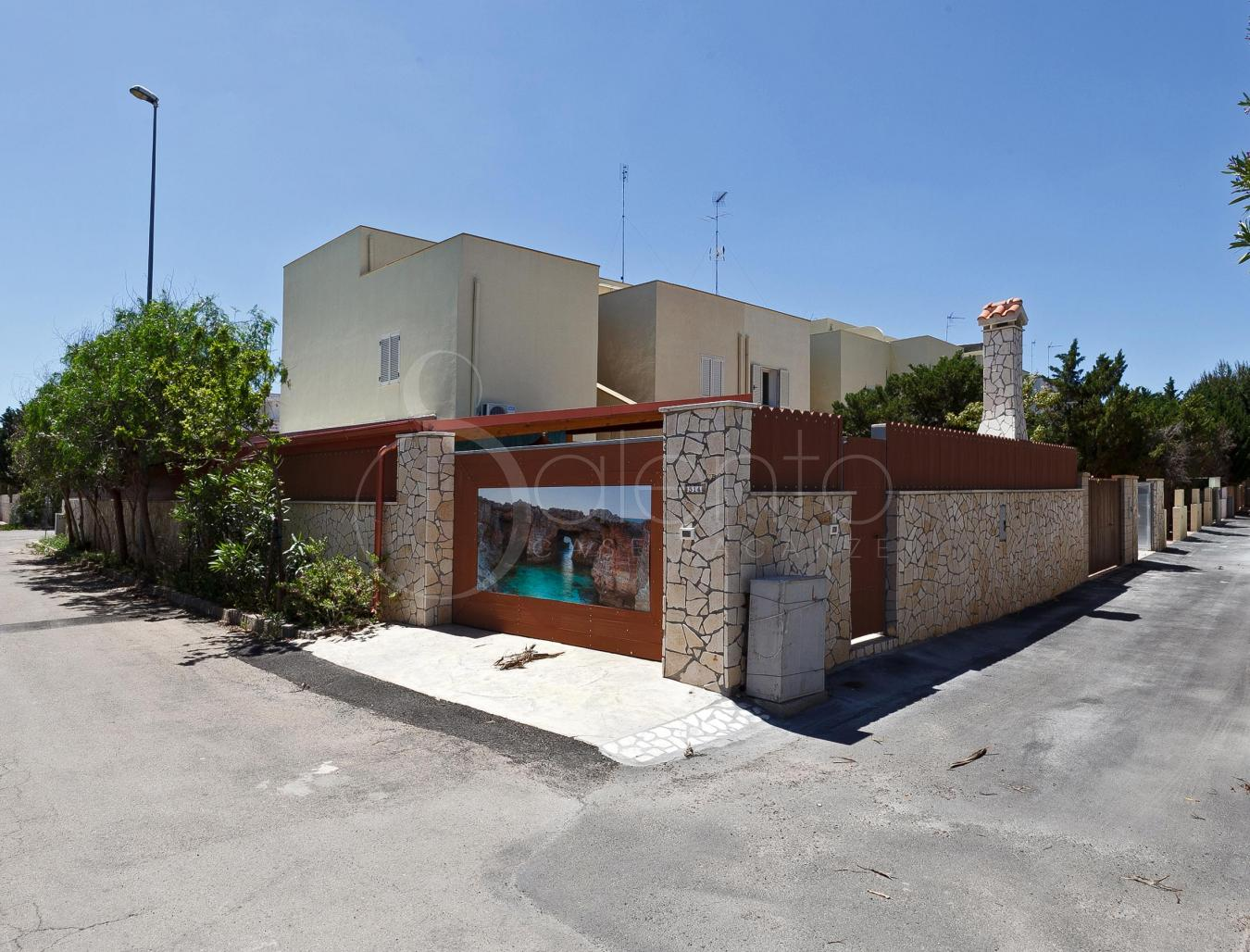 small villas - Torre Mozza ( Gallipoli ) - Villetta Baia d`Oro
