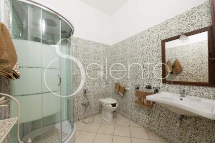 Il Melograno - Camera quadrupla dotata di bagno doccia en suite