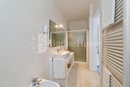 Camera 2 - La camera ha il bagno en suite