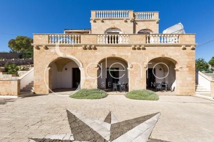 Villa with swimming pool for rent for holidays in Salento