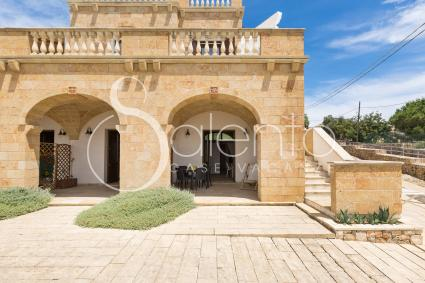 Beautiful holiday home near the sea in Salento