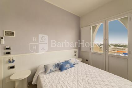 B&B Belvedere Azzurro - Camera 5 (Vista Mare con Terrazzo)