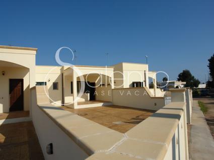 ville e villette - Mancaversa ( Gallipoli ) - Mare Blu - Villetta C
