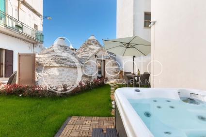 maisons typiques - Alberobello ( Bari ) - Trulli Antonio