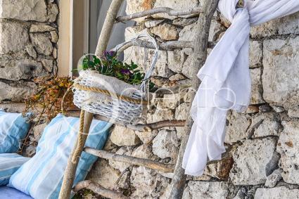 trulli and pajare - Santa Maria di Leuca ( Leuca ) - Dimora Itaca