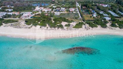 small villas - Riva degli Angeli - Punta Prosciutto ( Porto Cesareo ) - Villa Spiaggia Degli Angeli - Appartamento Piano Terra