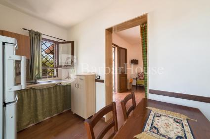 Well-equipped kitchenette