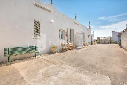 Apartment for holidays by the sea in Salento