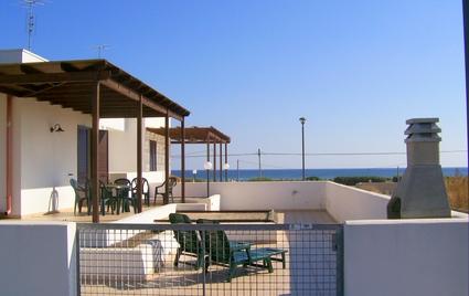 ville e villette - Pescoluse ( Leuca ) - Villetta Girasole
