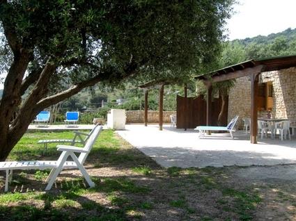 trulli e pajare - Funnuvojere - La Guardiola ( Leuca ) - Casa Teresa - App. A