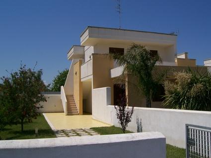 small villas - Torre dell`Orso  ( Otranto ) - Villetta  Azzurro 1P