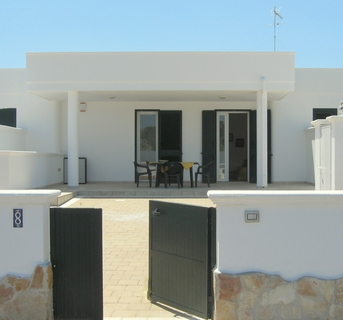 case vacanze - Pescoluse ( Leuca ) - Stella Marina - App-Giallo