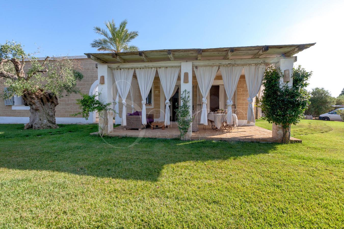holiday homes - Torre Vado ( Leuca ) - Residence La Corte - Lea