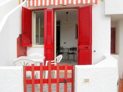 holiday homes - Torre Vado ( Leuca ) - Bilocale Montirossi