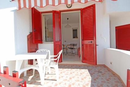 case vacanze - Torre Vado ( Leuca ) - Bilocale Montirossi