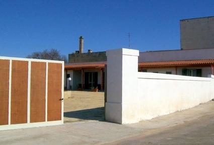 case vacanze - Patu` ( Leuca ) - Le Centopietre - Villino