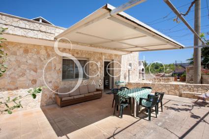 holiday homes - Pescoluse ( Leuca ) - Casa Saracino