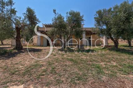 Holiday home in the countryside, a few minutes away from the Ionian sea