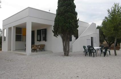 small villas - Torre Pali ( Leuca ) - Villetta Mediterranea