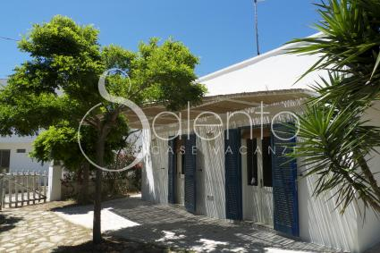 Two-bedroom apartment for rent for a vacation by the sea in Salento