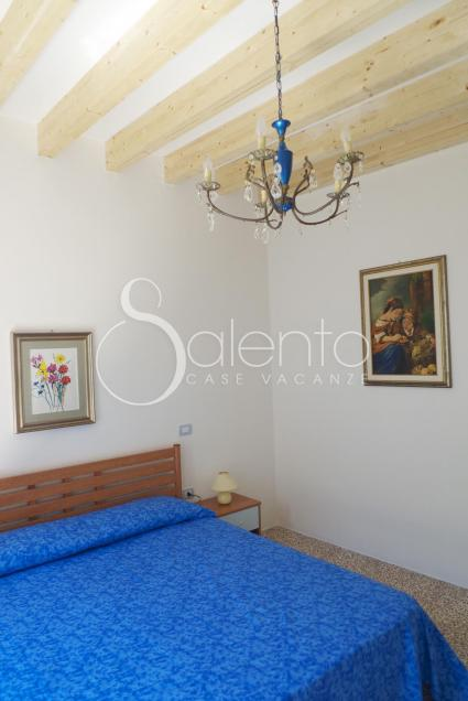 holiday homes - Torre San Giovanni ( Gallipoli ) - Villetta Azzurra Trilo