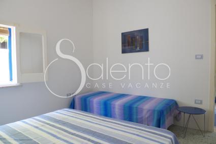small villas - Torre San Giovanni ( Gallipoli ) - Villetta Azzurra