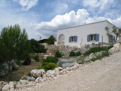 small villas - Torre Vado ( Leuca ) - Villa Calipso
