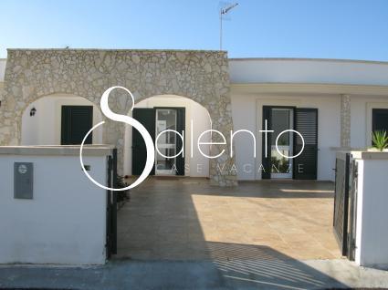 small villas - Mancaversa ( Gallipoli ) - Villetta Ninfea
