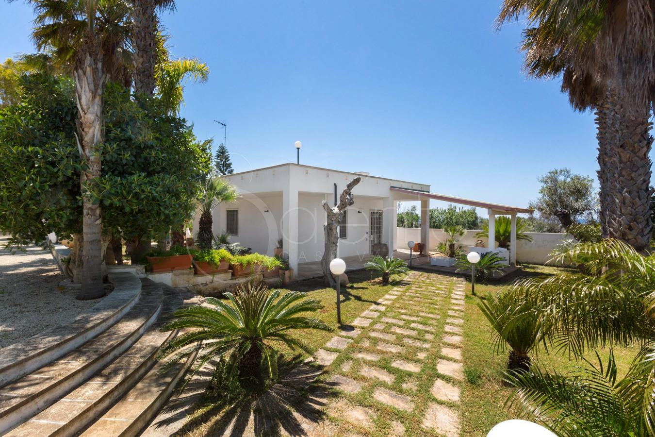 small villas - Torre Suda ( Gallipoli ) - Villetta Les Palmeries
