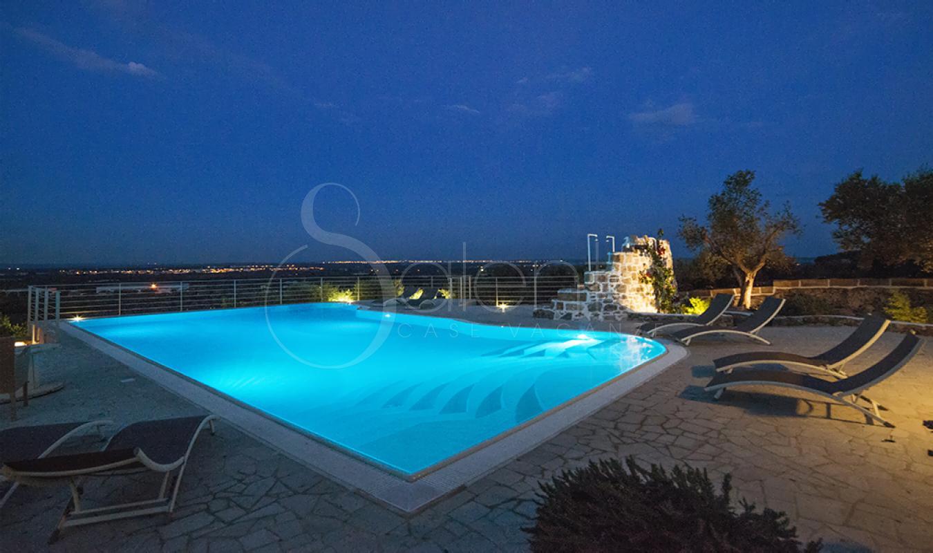 Tipica dimora con piscina ad alliste vicino al mare i - I giardini del te ...
