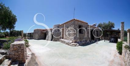 trulli e pajare - Torre Vado ( Leuca ) - Complesso Armonia - Trullo M