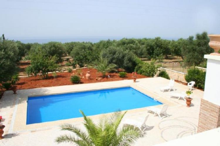 Villa vanessa villa con piscina a santa maria di leuca - Villa con piscina santa maria di leuca ...