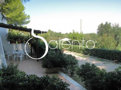 case vacanze - Punta della Suina ( Gallipoli ) - Residenza del Timo PT - 01 Valle